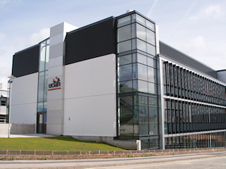 UCLAN JB Firth building