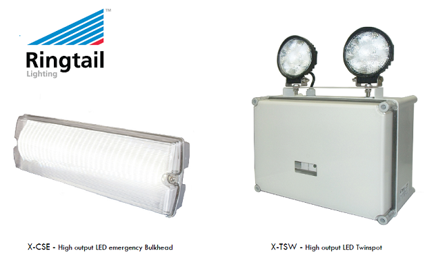 Ringtail Lighting export to Mauritius its new high performance LED Bulkhead the X-CSE alongside the increasingly popular high specification X-TSW Twinspot ...  sc 1 st  Ringtail Lighting & Ringtail In Mauritius - Ringtail Emergency Lighting. azcodes.com