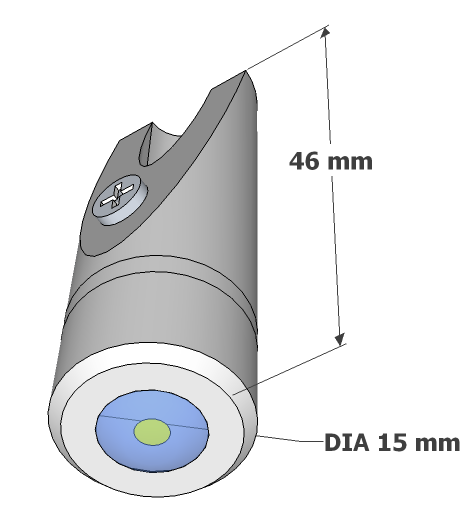 X-FLC Dimensions