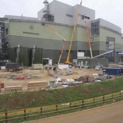 Greatmoor energy recovery waste treatment
