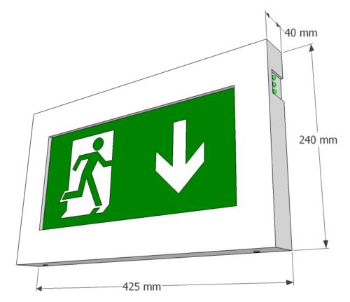 X-SLM dimensions
